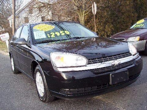 2005 Chevrolet Malibu for sale at Motor Pool Operations in Hainesport NJ