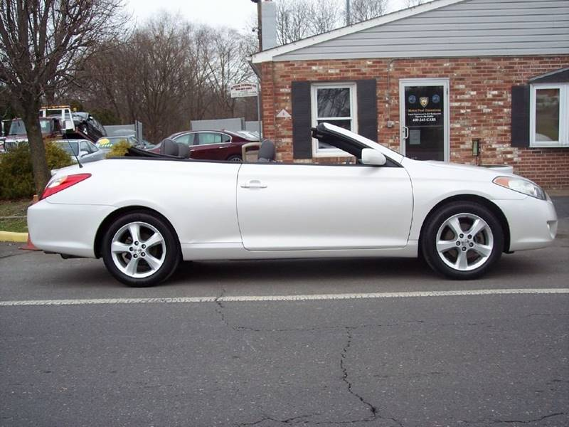 2004 toyota camry solara sle v6 2dr convertible in hainesport nj contact freerunsca Image collections
