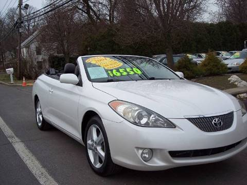 2004 Toyota Camry Solara for sale at Motor Pool Operations in Hainesport NJ