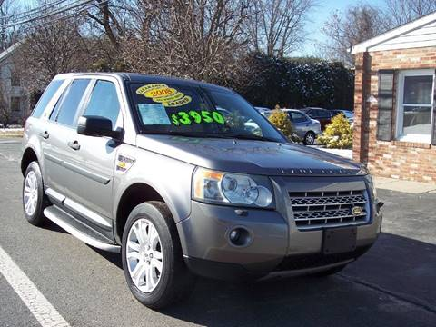 2008 Land Rover LR2 for sale at Motor Pool Operations in Hainesport NJ