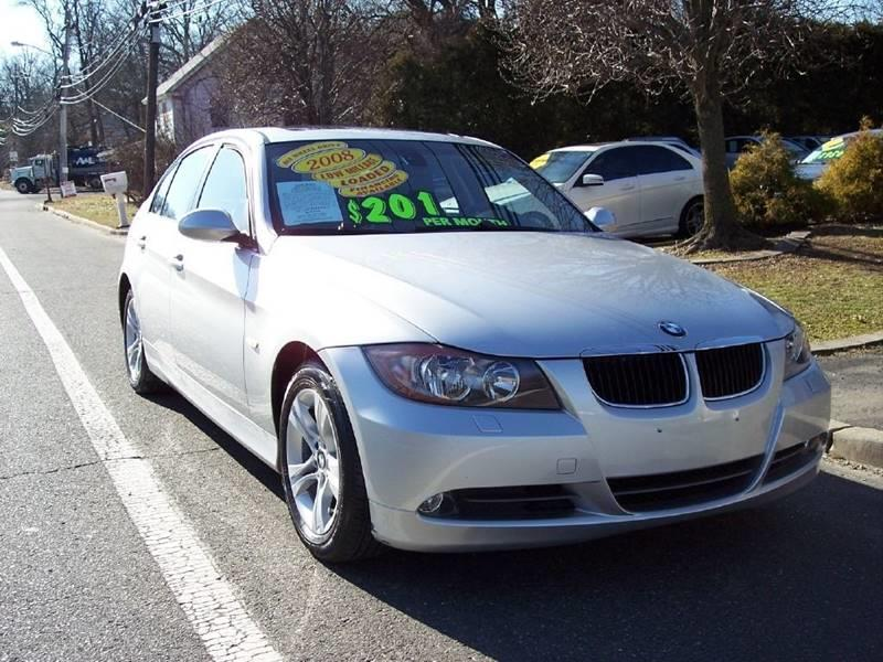 2008 Bmw 3 Series AWD 328xi 4dr Sedan SULEV In Hainesport NJ