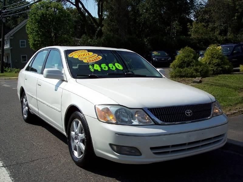 2001 Toyota Avalon XLS 4dr Sedan W/Bucket Seats   Hainesport NJ