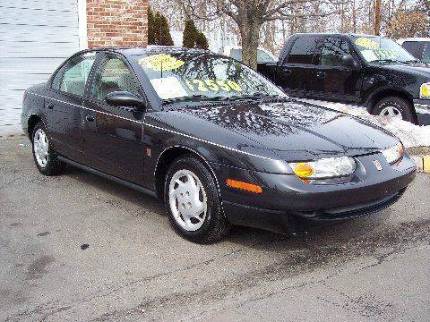 2002 Saturn S-Series for sale at Motor Pool Operations in Hainesport NJ