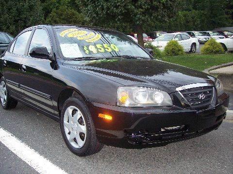2005 Hyundai Elantra GLS 4dr Sedan   Hainesport NJ