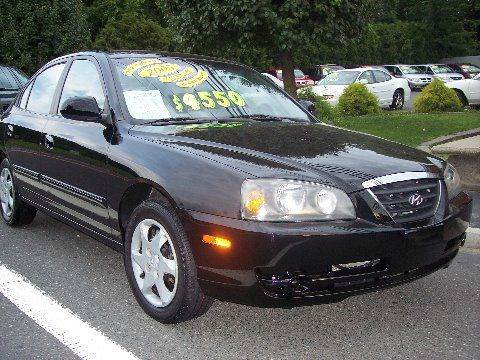 2005 Hyundai Elantra for sale at Motor Pool Operations in Hainesport NJ