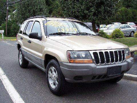 1999 Jeep Grand Cherokee for sale at Motor Pool Operations in Hainesport NJ