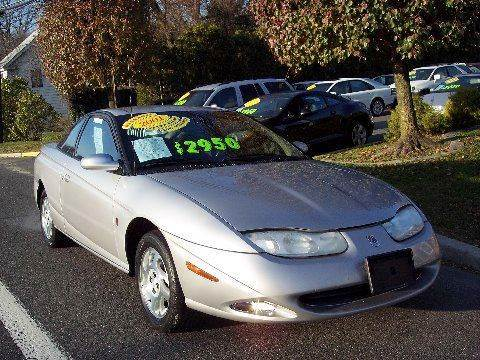 2001 Saturn S-Series for sale at Motor Pool Operations in Hainesport NJ