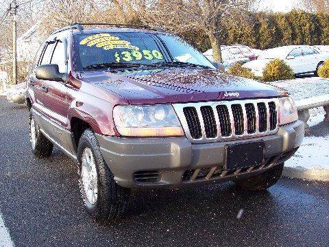 2000 Jeep Grand Cherokee for sale at Motor Pool Operations in Hainesport NJ