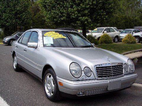 1997 Mercedes-Benz E-Class for sale at Motor Pool Operations in Hainesport NJ
