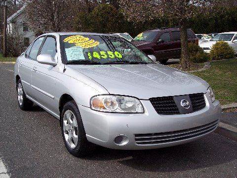 2006 Nissan Sentra for sale at Motor Pool Operations in Hainesport NJ