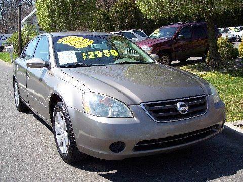 2004 Nissan Altima 2.5 S 4dr Sedan   Hainesport NJ