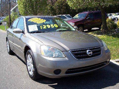 2004 Nissan Altima for sale at Motor Pool Operations in Hainesport NJ