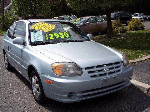 2005 Hyundai Accent for sale at Motor Pool Operations in Hainesport NJ
