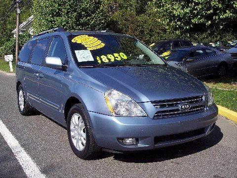 2008 Kia Sedona for sale at Motor Pool Operations in Hainesport NJ