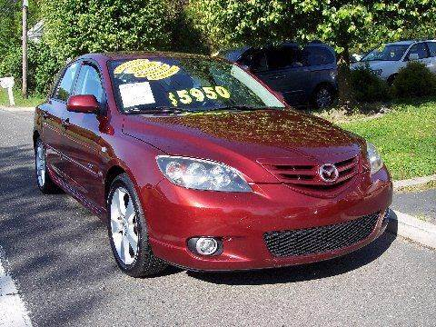 2006 Mazda MAZDA3 for sale at Motor Pool Operations in Hainesport NJ