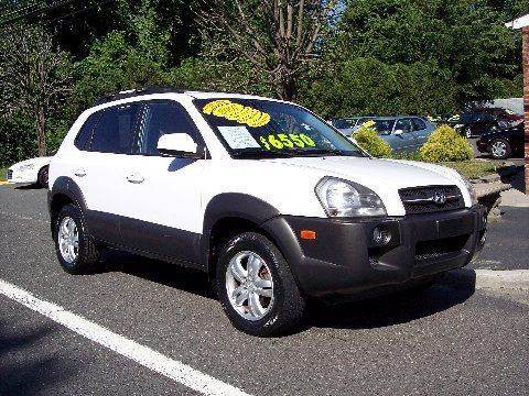 2007 Hyundai Tucson for sale at Motor Pool Operations in Hainesport NJ