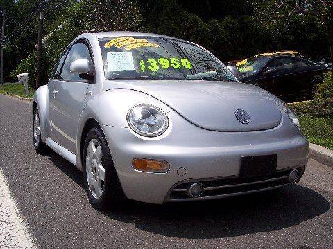1999 Volkswagen New Beetle for sale at Motor Pool Operations in Hainesport NJ
