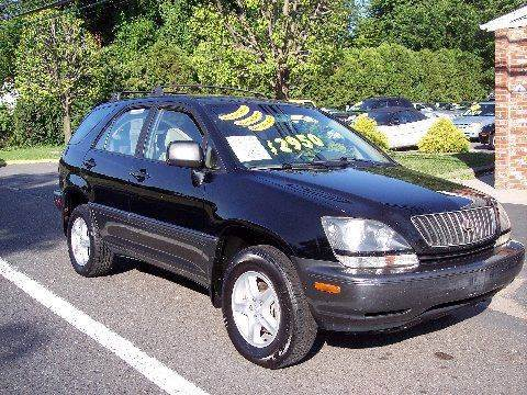 1999 Lexus RX 300 for sale at Motor Pool Operations in Hainesport NJ