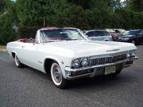 1965 Chevrolet Impala for sale at Motor Pool Operations in Hainesport NJ