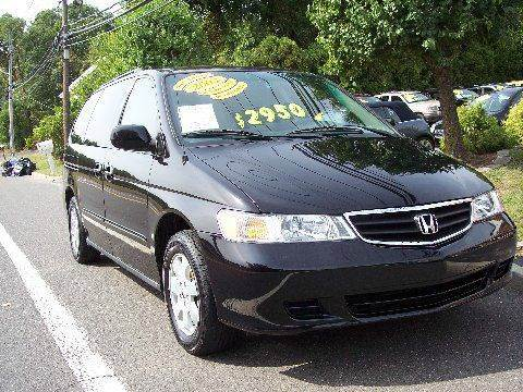 2003 Honda Odyssey for sale at Motor Pool Operations in Hainesport NJ