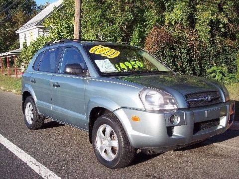 2006 Hyundai Tucson for sale at Motor Pool Operations in Hainesport NJ