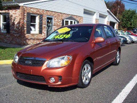 2007 Kia Spectra for sale at Motor Pool Operations in Hainesport NJ