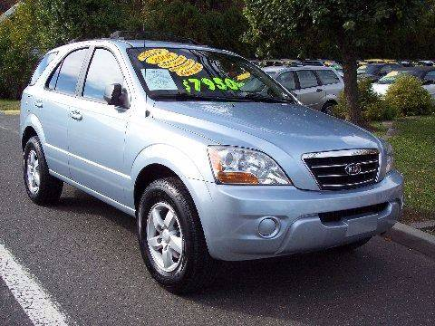 2008 Kia Sorento for sale at Motor Pool Operations in Hainesport NJ