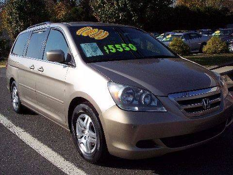 2007 Honda Odyssey for sale at Motor Pool Operations in Hainesport NJ