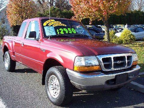 1999 Ford Ranger for sale at Motor Pool Operations in Hainesport NJ