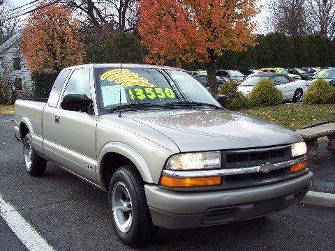 2000 Chevrolet S-10 for sale at Motor Pool Operations in Hainesport NJ