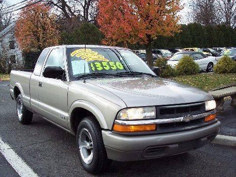 2000 Chevrolet S-10 for sale in Hainesport, NJ