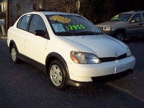 2002 Toyota ECHO for sale at Motor Pool Operations in Hainesport NJ