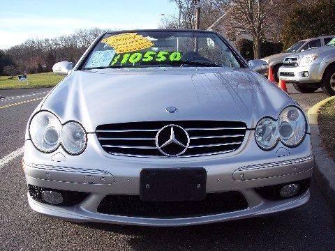 2004 MercedesBenz Clk CLK 500 2dr Convertible In Hainesport NJ