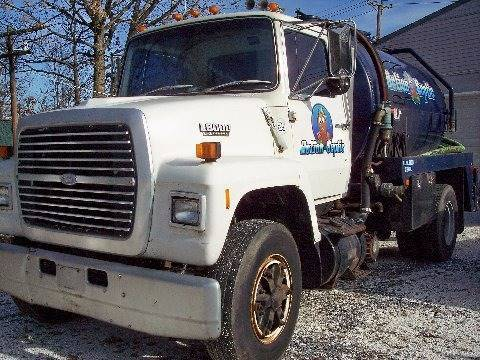 1988 Ford LN8000 Septic Pump Truck for sale in Hainesport, NJ