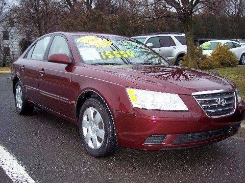 2009 Hyundai Sonata for sale at Motor Pool Operations in Hainesport NJ