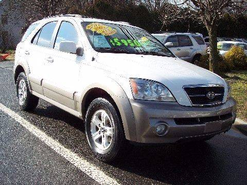 2005 Kia Sorento for sale at Motor Pool Operations in Hainesport NJ