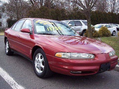 1998 Oldsmobile Intrigue for sale at Motor Pool Operations in Hainesport NJ