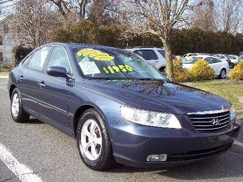 2007 Hyundai Azera for sale at Motor Pool Operations in Hainesport NJ