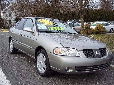 2005 nissan sentra 1 8 s 4dr sedan in hainesport nj. Black Bedroom Furniture Sets. Home Design Ideas