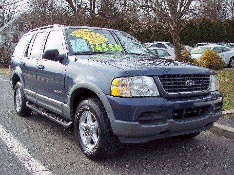 2002 Ford Explorer for sale at Motor Pool Operations in Hainesport NJ