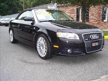 2009 Audi A4 for sale at Motor Pool Operations in Hainesport NJ