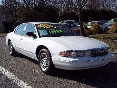1994 Chrysler New Yorker for sale at Motor Pool Operations in Hainesport NJ