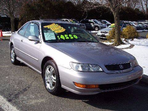 1998 Acura CL for sale at Motor Pool Operations in Hainesport NJ