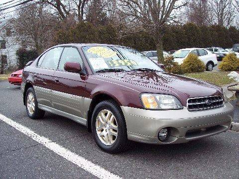 2001 Subaru Outback for sale at Motor Pool Operations in Hainesport NJ