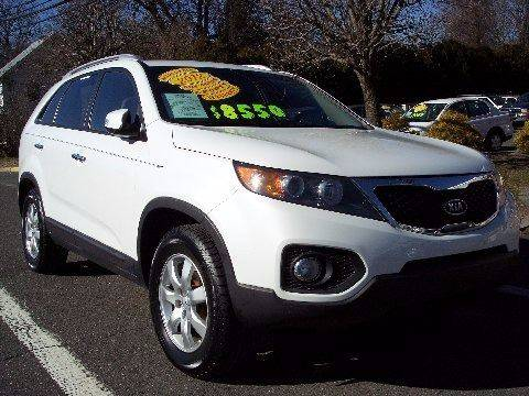 2012 Kia Sorento for sale at Motor Pool Operations in Hainesport NJ