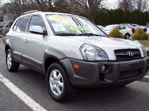 2005 Hyundai Tucson for sale at Motor Pool Operations in Hainesport NJ