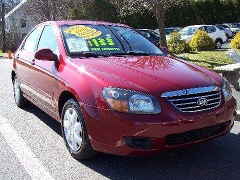 2009 Kia Spectra for sale at Motor Pool Operations in Hainesport NJ