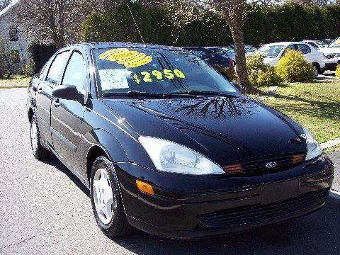 2001 Ford Focus for sale at Motor Pool Operations in Hainesport NJ