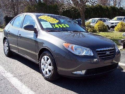 2008 Hyundai Elantra for sale at Motor Pool Operations in Hainesport NJ