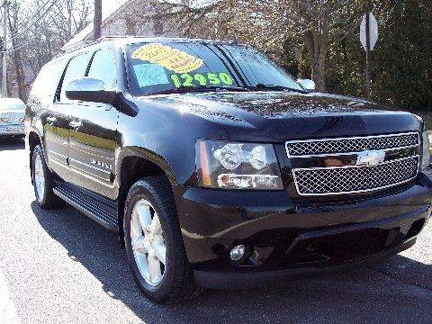2007 Chevrolet Suburban for sale at Motor Pool Operations in Hainesport NJ